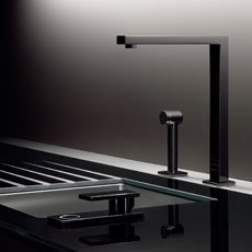 kitchen sink and faucet from Porsche