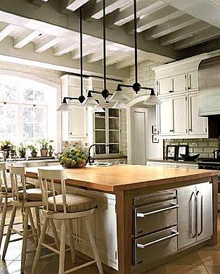 Kitchen Design Style - Martha Stewart KB Homes