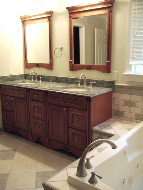 Anaheim Bathroom Remodeling Job