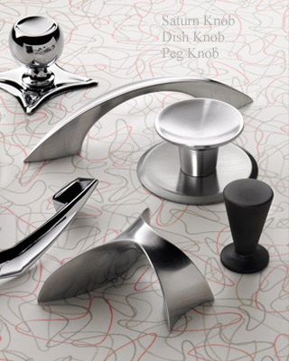classic kitchen knobs pulls