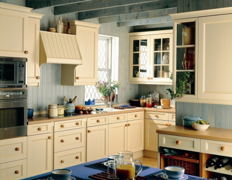 Design a Classic Kitchen