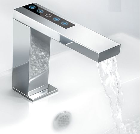Zen Quiet Faucet, Photo: Trendir.com